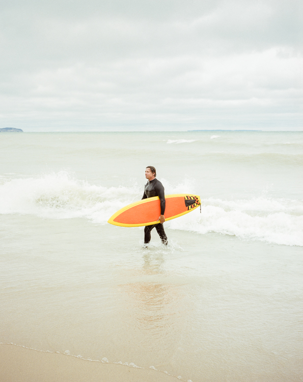 Surfing Film Photography